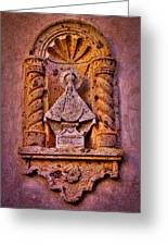 Our Lady Of Good Success At The Chapel In Tlaquepaque Greeting Card