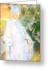 Our Lady Of Nature Greeting Card