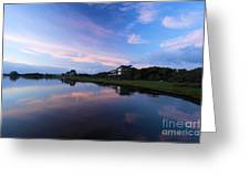Outer Banks Sunrise Greeting Card