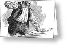 Owen Lovejoy (1811-1864) Greeting Card by Granger