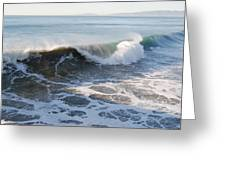 Pacific Ocen Greeting Card