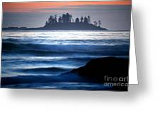 Pacific Rim National Park 16 Greeting Card