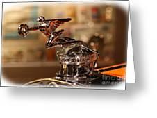 Packard Ornament Greeting Card