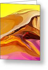 Painted Desert 012612 Greeting Card