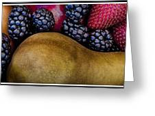 Pair Or Pear Greeting Card
