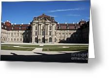 Palace Weissenstein Greeting Card
