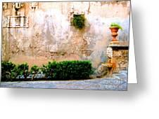 Palma De Mallorca Greeting Card