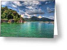 Pangkor Laut Greeting Card