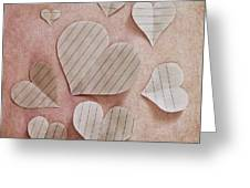 Papier D'amour Greeting Card
