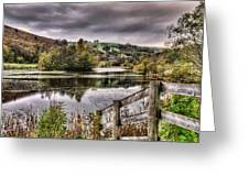 Parc Cwm Darran 1 Greeting Card