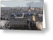 Paris 01 Greeting Card