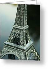 Paris In Stockholm Greeting Card by Derya  Aktas