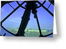 Parisian Time Greeting Card