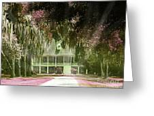 Parlange Plantation Circa 1750 New Roads La Greeting Card