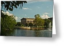 Parthenon At Nashville Tennessee 1 Greeting Card