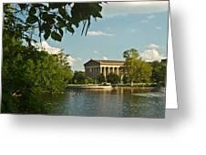 Parthenon At Nashville Tennessee 10 Greeting Card by Douglas Barnett