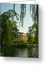 Parthenon At Nashville Tennessee 12 Greeting Card