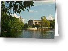 Parthenon At Nashville Tennessee 2 Greeting Card