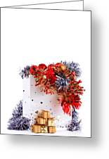 Party Decorations In A Bag Greeting Card