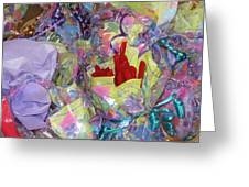 Party Favors Greeting Card