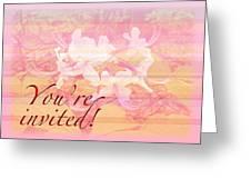 Party Invitation - General - Wild Azalea Blossoms Greeting Card
