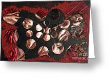 Passion Explosion I Greeting Card