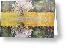 Pastel Memories Greeting Card