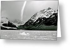 Patagonia Winds Greeting Card