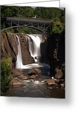 Paterson's Great Falls II Greeting Card