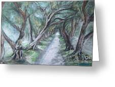 Pathwalk Greeting Card