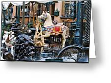 Pawn Shop In San Miguel Mexico 1991 Greeting Card