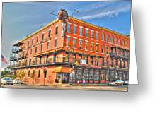 Pearl St Brewery Greeting Card