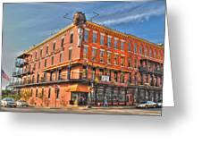 Pearl Street Brewery Greeting Card