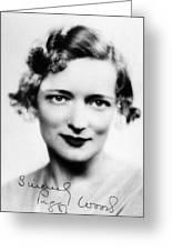 Peggy Wood (1892-1978) Greeting Card