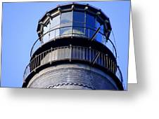 Pensacola Lighthouse Observation Greeting Card