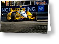 Penske Greeting Card