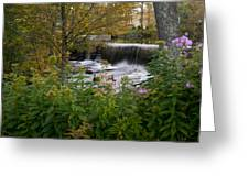 Perfect Country Setting Greeting Card