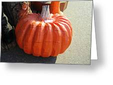Perfect Pumpkin Forever Greeting Card