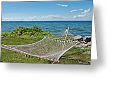 Perfect Vacation Spot Greeting Card