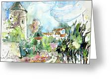 Perigord In France 06 Greeting Card