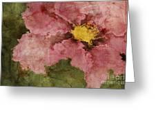 Petaline - Ar01bt05 Greeting Card