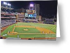 Petco Park San Diego Padres Greeting Card