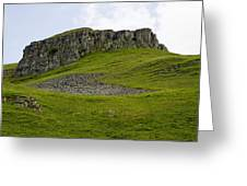 Peter's Stone - Derbyshire Greeting Card