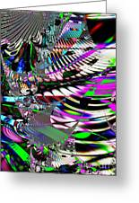 Phoenix Rising . S3.s9 Greeting Card by Wingsdomain Art and Photography