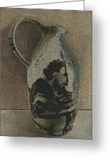 Picassos Ewer Greeting Card by William Fields