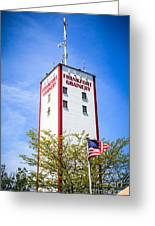 Picture Of Frankfort Grainery In Frankfort Illinois Greeting Card