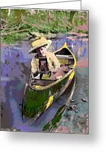 Picture Perfect Greeting Card by Charles Shoup