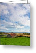 Picturesque Barn Greeting Card