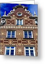 Picturesque Gdansk Greeting Card