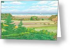 Pilgrim 2 Provincetown Greeting Card